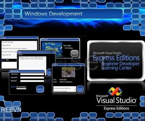 Скачать Microsoft Visual Studio 2010 Express.
