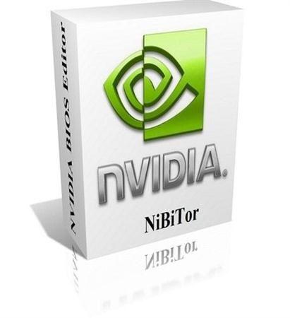 NVIDIA BIOS Editor (NiBiTor) 6.0.3
