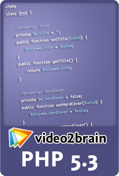 Video2Brain PHP 5.3 Advanced Vizual Təhsil Seti