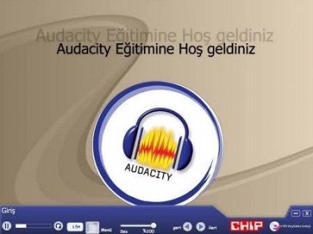 Chip Audacity Vizual Təhsil Seti