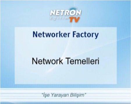 Netron Networker Factory CCNA Vizual Təhsil Seti