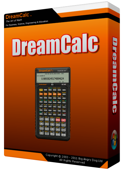 DreamCalc Professional Edition 4.9.2