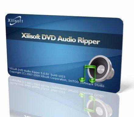 Xilisoft DVD Audio Ripper 6.8.0.1101