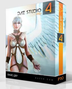 DAZ Studio Pro 4.0.3.9 x86+x64 (2011)