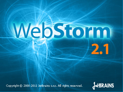 JetBrains WebStorm 2.1.5