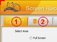 SnowFox Screen Recorder 1.1.0.0