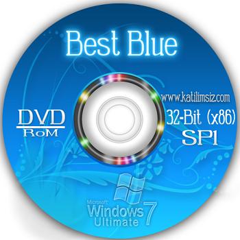 Windows 7 Ultimate BestBlue 2011 (32 bit)