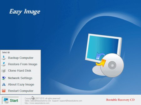 EAZ Solution Eazy Image 5.0 Build 2696297063