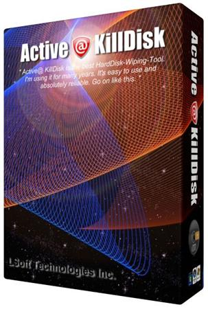 Active KillDisk Professional Suite 5.5.1