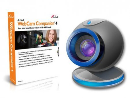 Arcsoft WebCam Companion 4.0.0.374