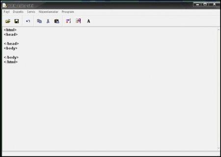 HTML Editor v1.0 by Delphi7