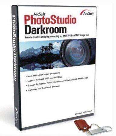 ArcSoft PhotoStudio Darkroom 2.0.0.180 Portable