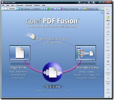Corel PDF Fusion 1.14