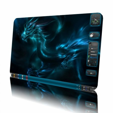 Blue-Dragon Seven Style