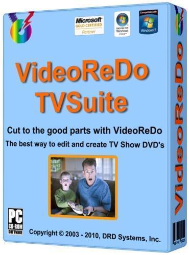 VideoReDo TVSuite H.264 4.21.6.674