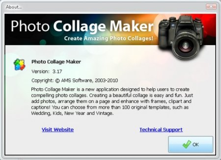 AMS Software Photo Collage Maker 3.17 Portable