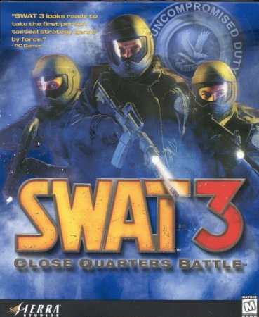 SWAT 3 : Soldier Of The Future 2