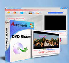 Acrowsoft DVD Ripper 1.3.1.14