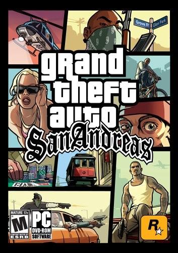 GTA San Andreas Orjinal (2005)