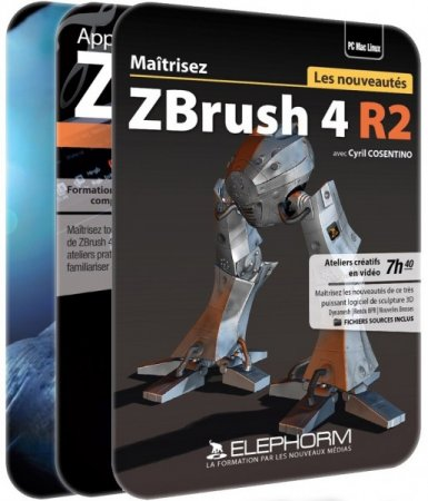 ZBrush 4R2B