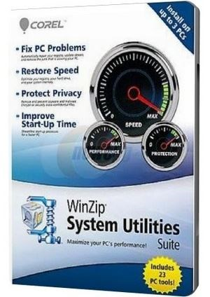 WinZip System Utilities Suite 2.7.1000.16415 Final