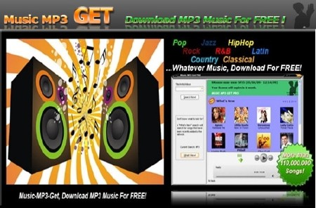 Music MP3 Get 5.9.2.3 Portable