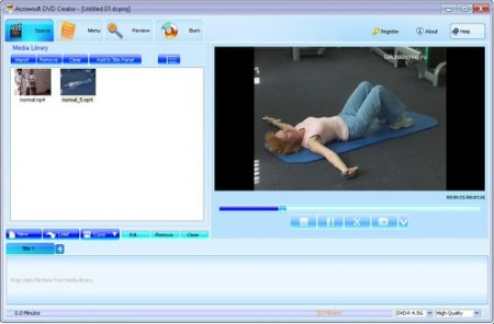 Acrowsoft DVD Creator 1.3.1.14