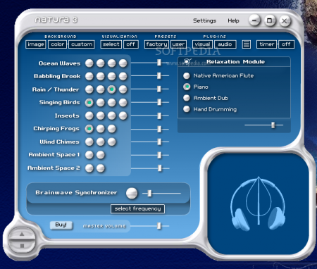 Natura Sound Therapy 3.0