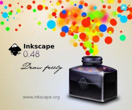 Inkscape 0.48.2-1 + Portable