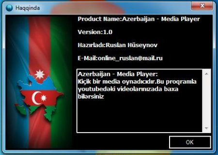 Azerbaijan - Media Player 1.0