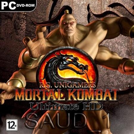 Mortal Kombat Ultimate 2 HD (original/edit version)