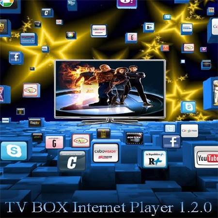 TV BOX Internet Player 1.2.0
