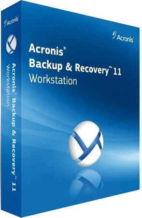 Acronis Backup & Recovery Workstation with Universal Restore 11.0.17318