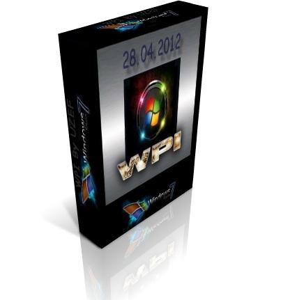 WPI for Windows 7 28.04.2012 by UZEF (2012)