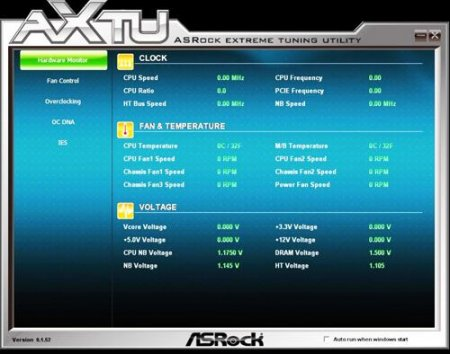 Asus Extreme Tuning Utility 0.1.212