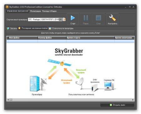 Skygrabber Pro 3.2.0