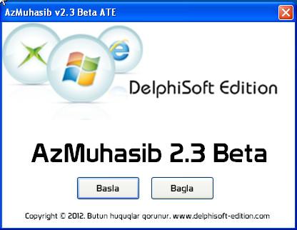 AzMuhasib v2.3 Beta Azqiymətli və tezköhnələn əşyalar
