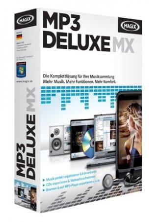 MAGIX MP3 deluxe MX 18.01 Build 112