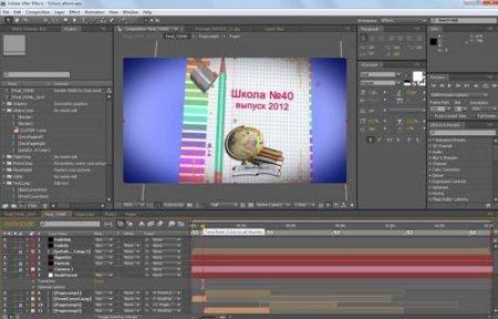 VIDEO3D After Effects CS4 Projects BONUS 2012