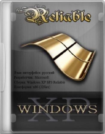 Windows XP SP3 Reliable