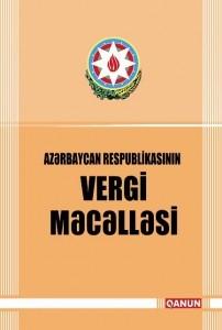 Azərbaycan Respublikasının Vergi Məcəlləsi 2012