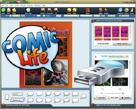 Comic Life 3.0.7 (v30716)