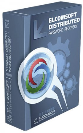 Elcomsoft Distributed Password Recovery 2.98.313