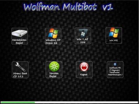 Wolfman Multibot v1