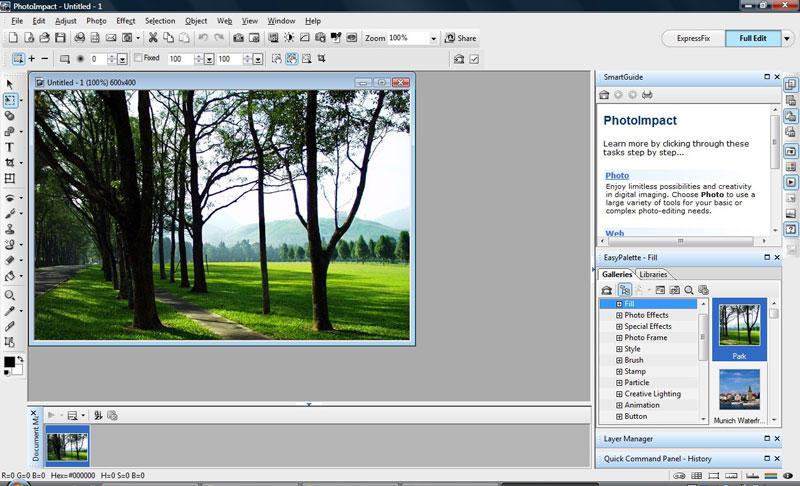 Название программы: Ulead PhotoImpact 12 SE. . Год выхода: 2009. . CRACK.