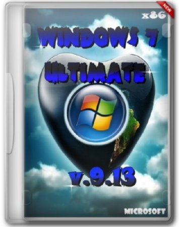 Windows 7 Ultimate x86 v9.13 (2012)