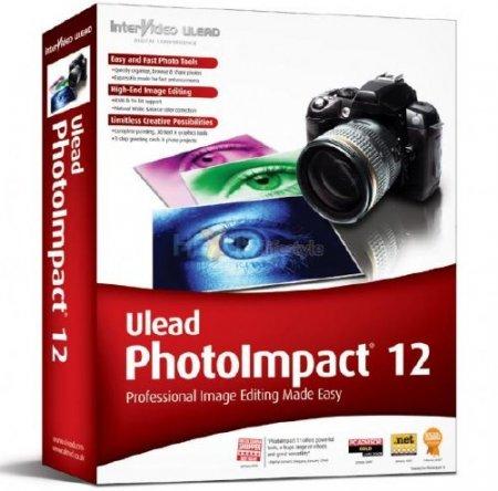 Ulead PhotoImpact 12 12.0.0.1 (2012)