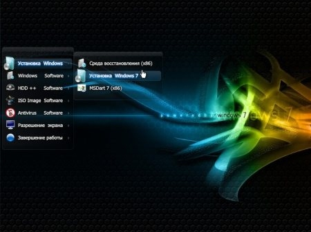 Windows 7 SP1 Ultimate VolgaSoft v 2.8 (x64/2012)