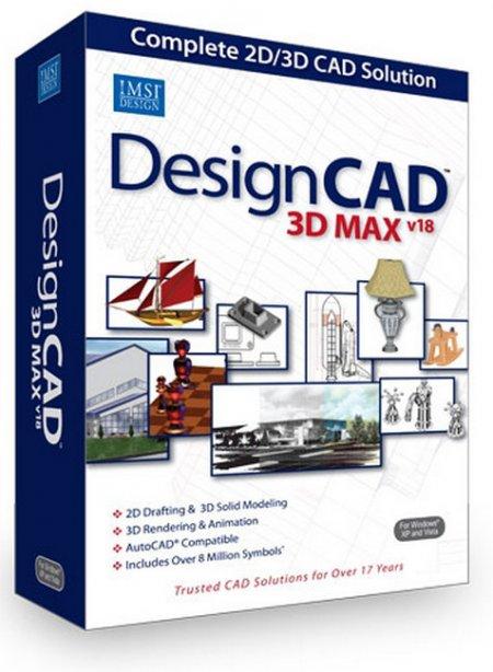 IMSI DesignCAD 3D Max 22.0