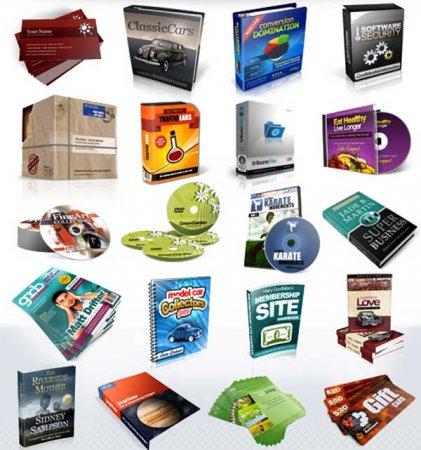 Adobe Photoshop CS6 üçün Ekşenov-un böyük dəsti